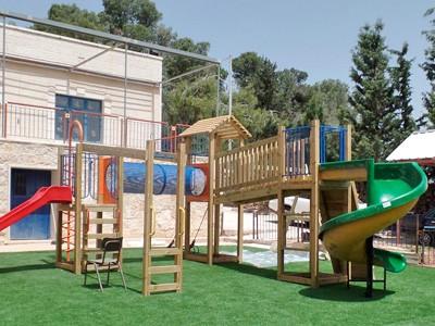 Neuer Spielplatz