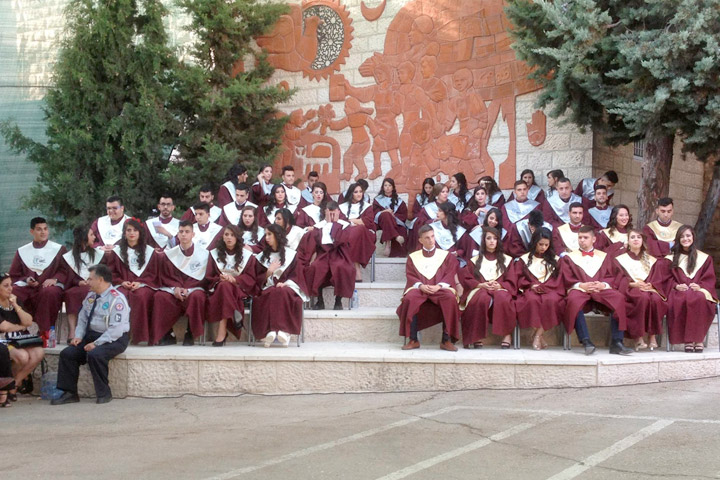 Abitur 2016 in der Schule Talitha Kumi