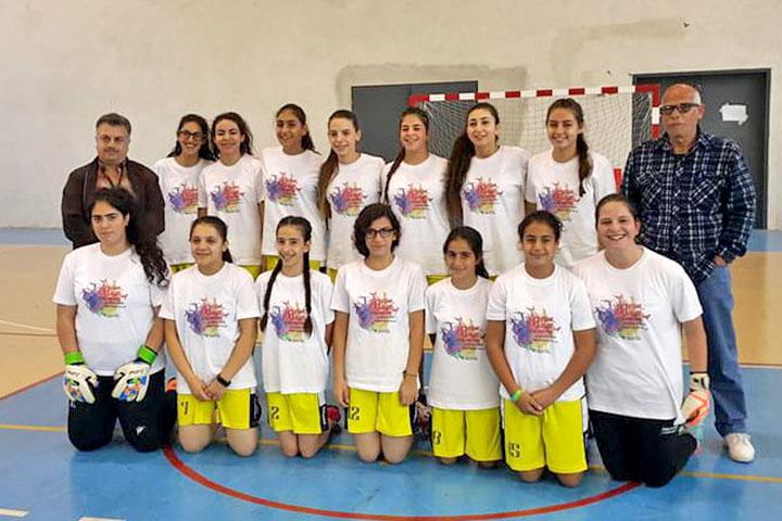 Sportliche Erfolge für unsere Schülerinnen