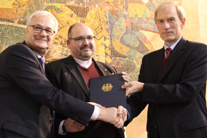 Rolf Lindemann, Jens Nieper, Peter Beerwerth