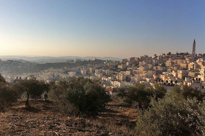 Ölberg, Jerusalem