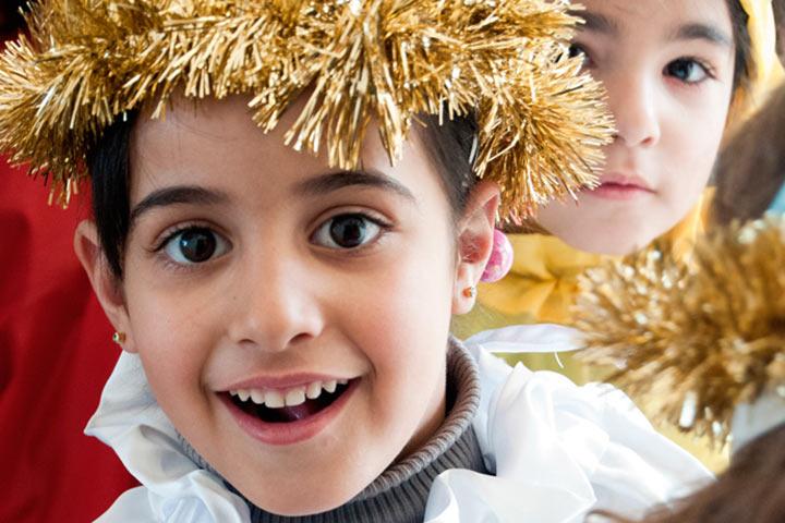 ZDF-Weihnachtsgottesdienst: Kollekte für Talitha