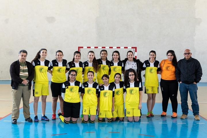Mädchenfußball-Team spielt in Berlin