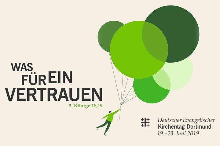 Kirchentag in Dortmund – Wir sind dabei!