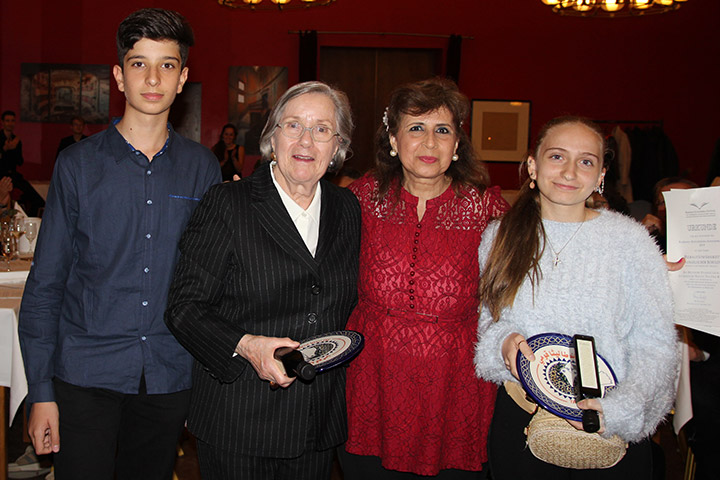 Barbara-Schadeberg-Preis für Talitha Kumi