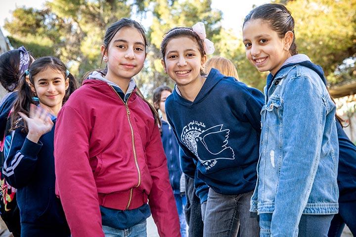 Schülerinnen aus Tatalitha Kumi