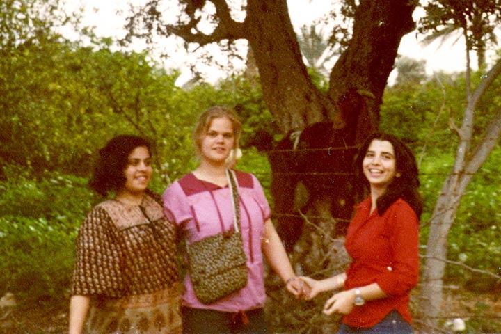 Talitha Kumi: ehemalige Freiwillige Christine Bruhns