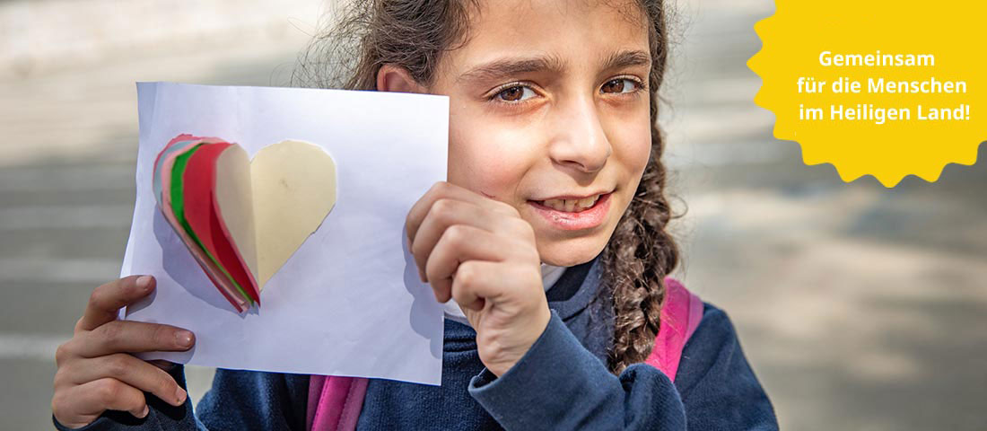 Schule Talitha Kumi Spenden Ernrtedank