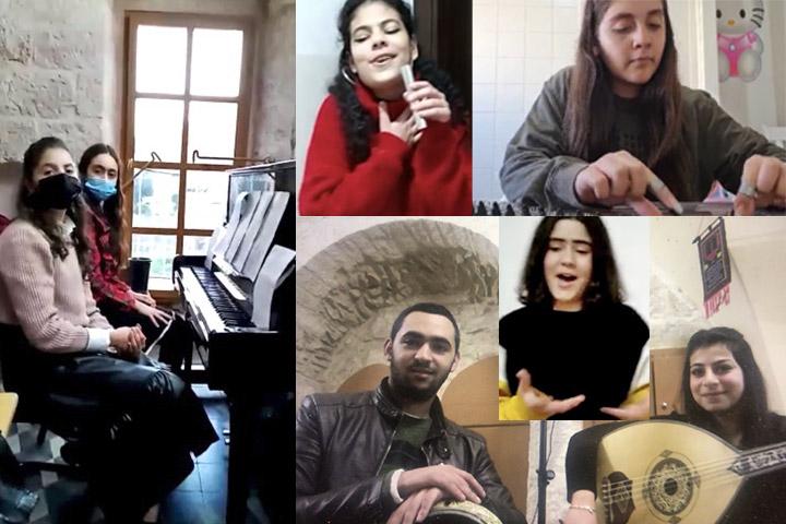 Jugend musiziert weltweit 2021: Regionalwettbewerb in Talitha Kumi