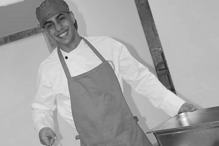 Er wurde zum Koch in Talitha Kumi ausgebildet: Obaida Jawabra erlag am 18. Mai in einem Flüchtlingslager bei Hebron seinen Verletzungen