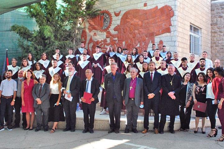 Abiturfeier 2021 in Talitha Kumi